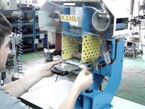 Máquinas para Calçados Kehl 400x300